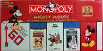 Monopoly Mickey Mouse 75 box