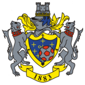 Stockport County FC logo (1998-2006)