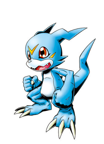 [FanFic] Digimon Parallel Adventure 338px-Veemon_(Re-Digitize)_b