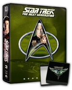 TNG S3 Blu-ray (German steelbook)