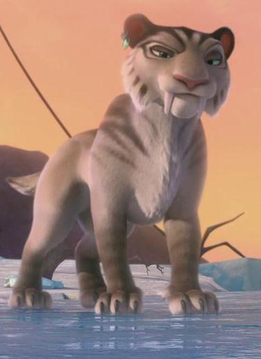 Ice Age 4 Shira Ice Age 4 Diego And Shira IceIce Age Continental Drift Shira
