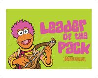 Poster Fraggle Rock-Gobo Is Leader Of The Pack