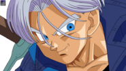 Trunks lineart 59 color by prinzvegeta-d5vaay3