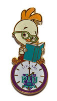 WDW - Pin Trading University - Disney's Pin Celebration 2008 - Early Registration Pin - Chicken Little