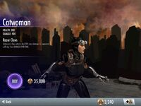 Catwoman Injustice: Gods Among Us iOS