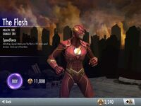 Flash Injustice: Gods Among Us iOS