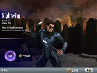 Nightwing Injustice:Gods Among Us iOS