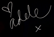 Adeleofficialsignature