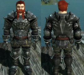 Legion of the Dead armor set