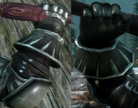 Gloves of the Legion
