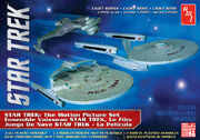AMT Model kit AMT762 3-piece Motion Picture Set 2012