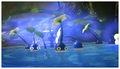 Blue Pikmin Pikmin 3 Photo