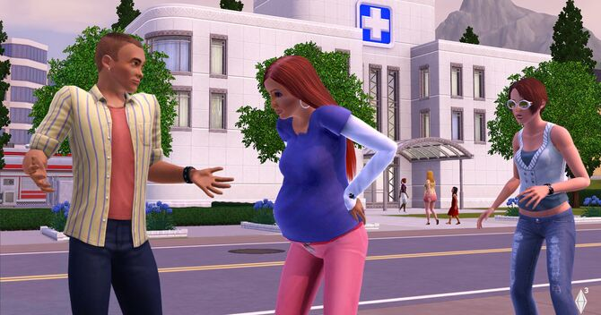 Pregnancy the sims wiki