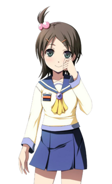 Corpse Party : Tortured Souls [OAV] 230px-MayuProfile