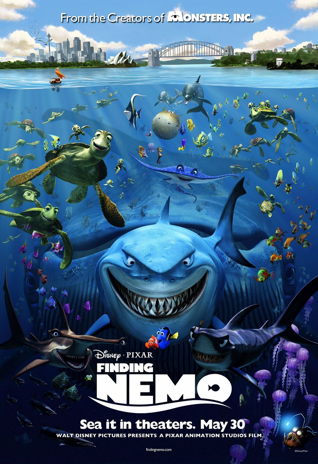 Le Monde de Nemo streaming