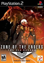 Zone of the Enders the 2nd Runner Cover