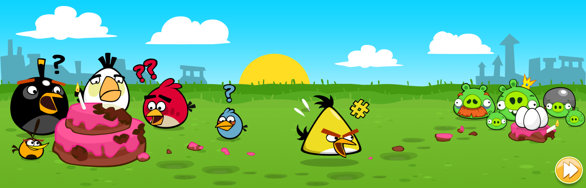 Birdday Party - Angry Birds Wiki