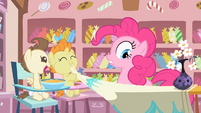 Pinkie Pie well not that S2E13