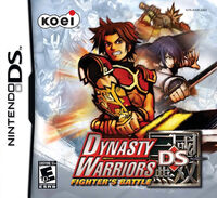 Dynasty Warriors DS Case