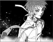 Tsukune (advanced vampire form - manga)