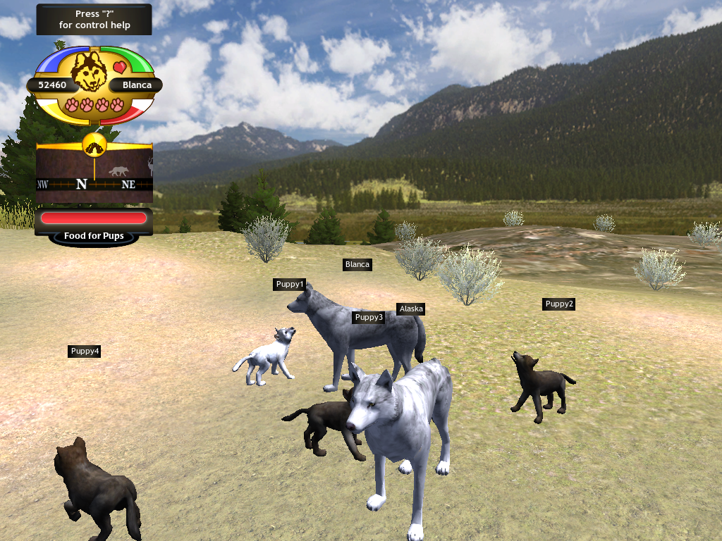 Animal MMOs—WolfQuest | Creature-Crazy - photo#39