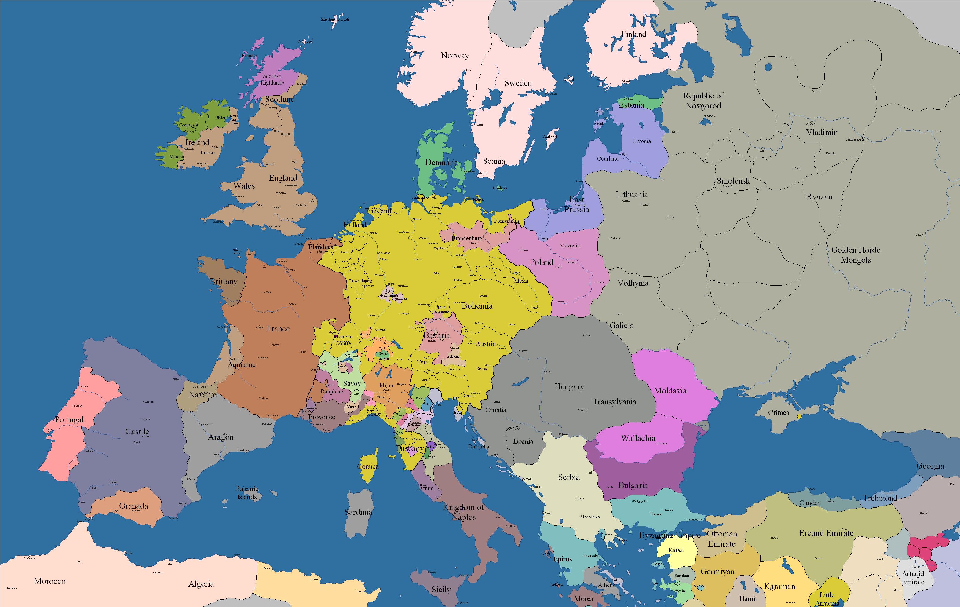 Holy Roman Empire 98042 | RIMEDIA