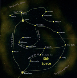 Sith Worlds
