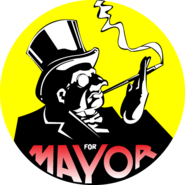 Cobblepot for Mayor Badge