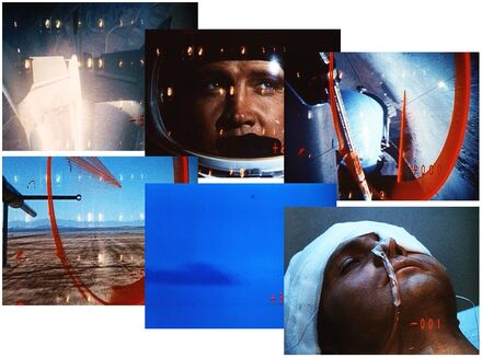 Six Million Dollar Man - Opening sequence - Accident