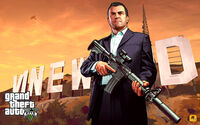 Official Gta V Artwork Vinewood