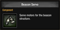 Beacon Servo