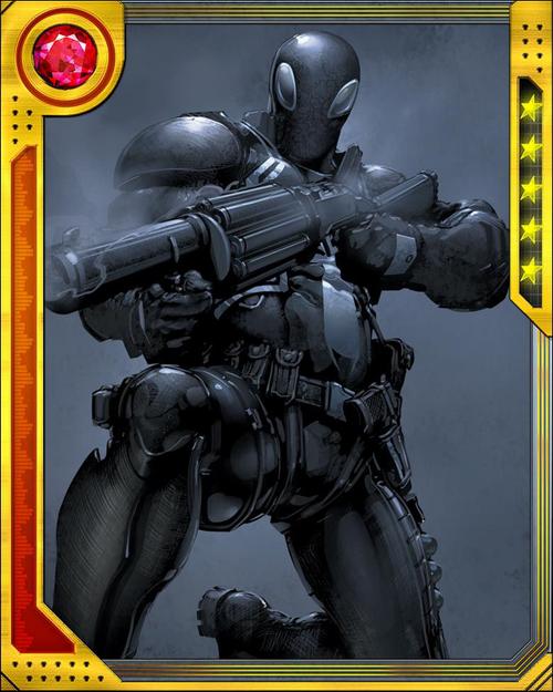 Image wizecrack ssr agent venom png marvel war of heroes wiki