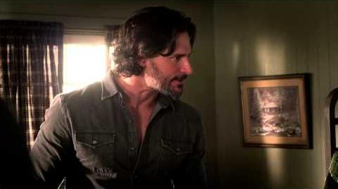 "True Blood Season 6 ""Alcide"" Waiting Sucks"