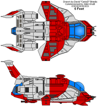 Rescue Raptor First Cylon War