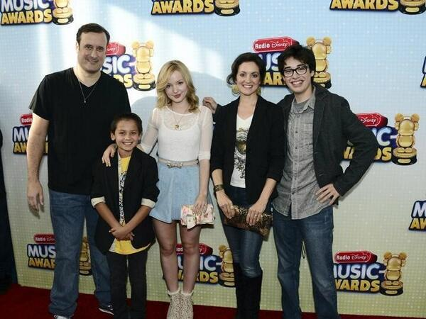 Disney Liv and Maddie Cast