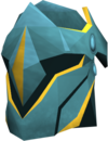 Rune full helm (g) detail