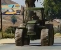 Trevor Tractor