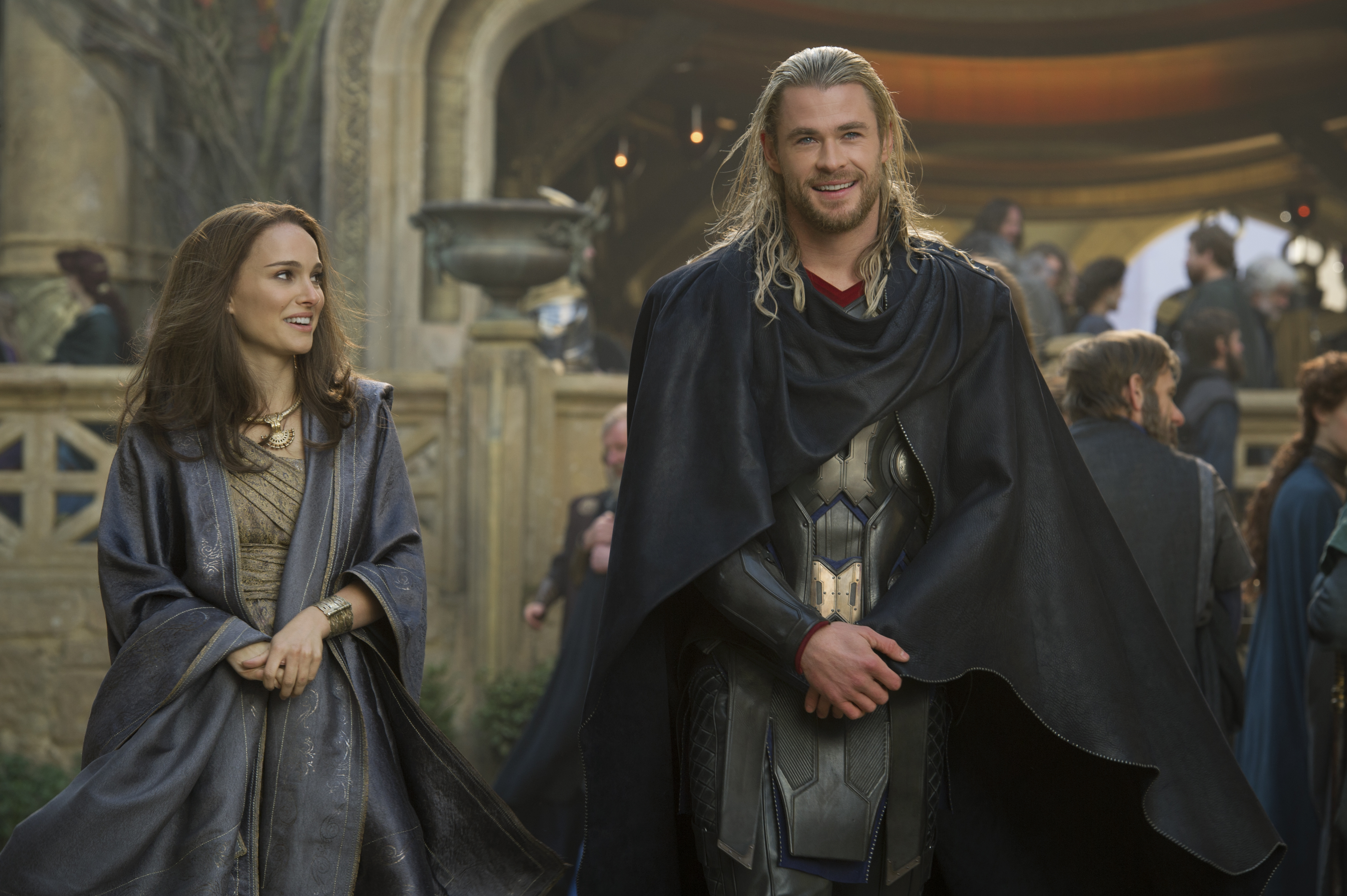 Image result for thor, jane foster, mcu