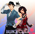 Bruno &amp; Clara Runner-Ups