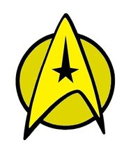 The kids' starfleet emblem