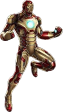 Iron Man-Mk 42 Armor