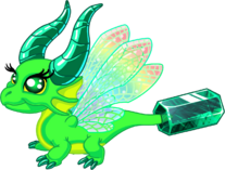 EmeraldDragonAdult