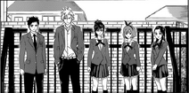 Tsubaki&#039;s Student Council