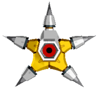 Asteron in Sonic the Hedgehog 4