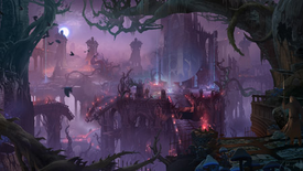 The Twisted Treeline
