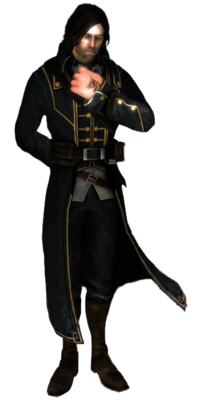 Corvo Attano noble