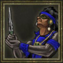 Warrior Priest Icon