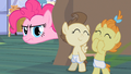 Pinkie Pie right there S2E13.png