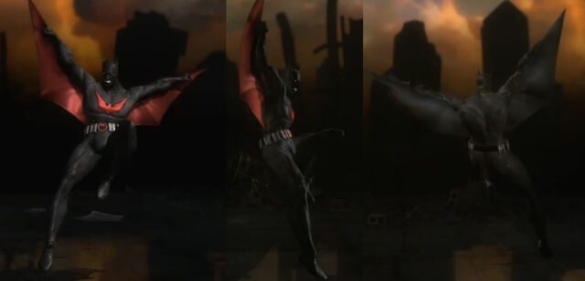 Image - Batman Beyond.jpg - Injustice:Gods Among Us Wiki