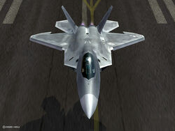 UAF F-22A